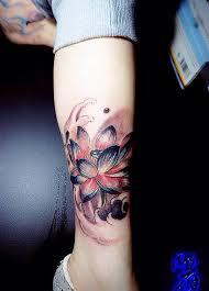 Blue Lotus Flower Meaning - 70 lotus tattoo design ideas nenuno creative