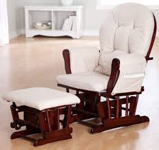Best Rocking Chair For Nursery Furniture Glider Rocking Chair Lovely White Glider And Ottoman
