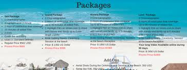 Wedding Videography Prices Wedding Videography Prices Cancun Save Up To 30 Today