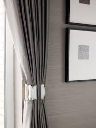 Grey Metallic Curtains Metallic Curtains Window Panel Taupe Wallpaper