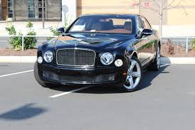 matte black bentley mulsanne 2016 bentley mulsanne speed stock 6nc001560 for sale near vienna
