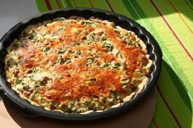 Quiche Blind Bake Or Not Asparagus Leek Quiche Recipe