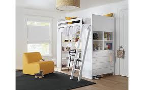 Bunk Beds With Dresser Moda Loft Bed With Desk Dresser Modern Furniture Room