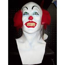 Pennywise Halloween Costume Pennywise Clown Mask