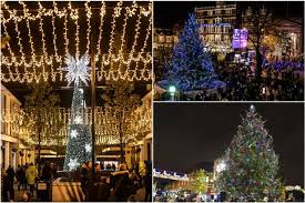 merseyside u0027s best christmas tree as voted for by you liverpool