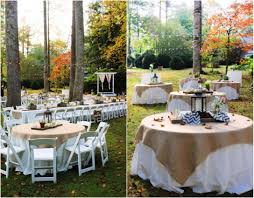 round table decorations rustic wedding round table decorations lavish garden wedding at a