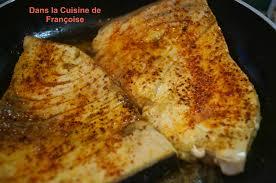 cuisiner l espadon escalopes d espadon et sa compotée de poivrons dans la cuisine de