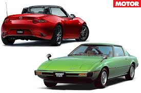 new vs used 1979 mazda rx 7 vs mazda mx 5 1 5 gt motor