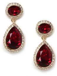 earring necklace ruby images Choose desirable and favorite designs of ruby jewelry bingefashion jpg