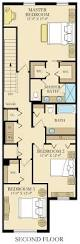 berkly new home plan in gran paradiso townhomes by lennar