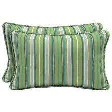 home decorators outdoor pillows home decorators collection green outdoor cushions patio