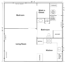 Floor Plans For Garage Conversions by Mother In Law Suite Picture Gallery Mother In Law Suite In