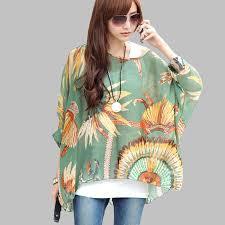 s plus size blouses blouses plus size clothing summer 2018 novelty bohemian