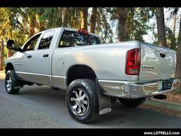 2003 dodge ram 2500 slt 4x4 v10 5 speed manual ebay