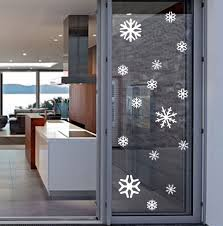 details about xmas large snow flakes vinyl wall sticker shop details about xmas large snow flakes vinyl wall sticker shop front window sticker removable