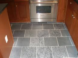 tile floors stone look tile flooring wainscoting island black