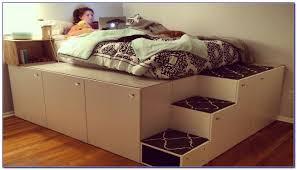 Ikea Hack Platform Bed With Storage Platform Beds Ikea Including Bed Canada Bedroom Home Collection