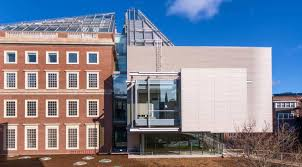 open the harvard art museums by renzo piano