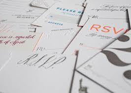 Response Cards Letterpress Response Cards