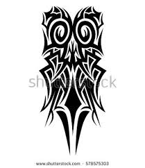 tattoo designs tattoo tribal vector designs stock vector 578575303