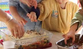 atelier cuisine parent enfant atelier cuisine parents enfants à l espace môme de la gaude récréanice