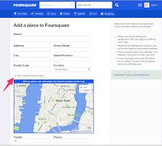 A Place When Types Of Places On Foursquare Help Center