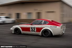 nissan datsun fairlady z the yankee way liberty walk u0027s datsun fairlady z anything cars