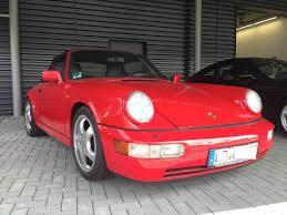 porsche 964 cabriolet for sale 1990 porsche 911 carrera 4 cabrio 964 for sale