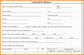 company profile template business profile template gif