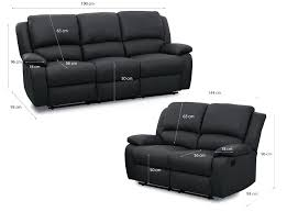 canape simili cuir 2 places ensemble de canapac 32 pvc noir et blanc canape simili cuir 2 places canapa sofa divan relax ensemble