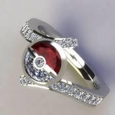 pokeball engagement ring engagement ring 2017 wedding ideas magazine weddings
