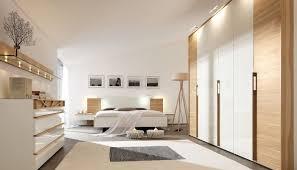 Schlafzimmer Nussbaum Wandmontiertes Regal Modern Nussbaum Beleuchtet Cutaro