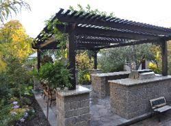 salt lake city utah ornamental iron steel garden pergolas steel
