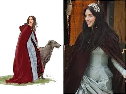 high fashion historic hybrid the costume design of reign