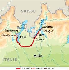 chambre d hote lac majeur voyage trek et randonnée italie du lac majeur au lac de côme en