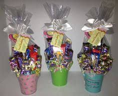 Gift Mugs With Candy My Diy Candy Bouquets For Kids Table Weddings Do It Yourself