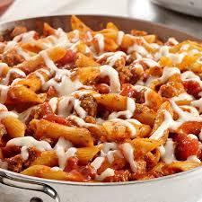 Easy Main Dish - easy pasta skillet mccormick