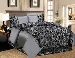 luxury bedding damask bedding sets in twin full queen and king sizes home