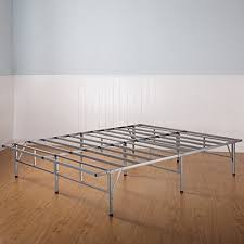 Platform Metal Bed Frame Sleep Master Easy To Assemble Smart Platform Metal Bed Frame