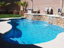 fiberglass swimming pool paint color finish sapphire blue 9 calm