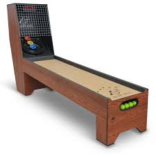 skee ball table plans eastpoint sports deluxe rollerball game walmart com