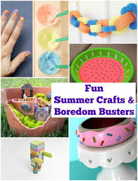 fun summer craft ideas for kids princess pinky