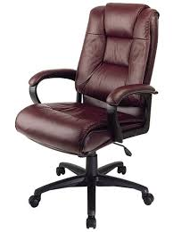 Leather Office Chair Executive Leather Office Chair Vs Mesh Office Chair