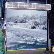 Air Curtains For Doors Light Industrial Series S Li Air Curtains Tmi Llc
