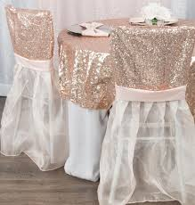 event chair covers blush white 100 sequin chiavari chair back covers and event
