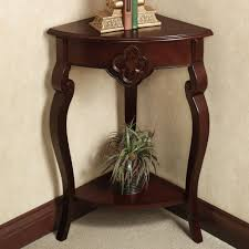 Corner Sofa Table Design by Corner Accent Table With Traditional Kingscourt Corner Accent