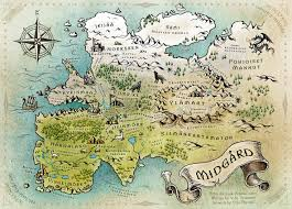 Fantasy World Map by How To Make Your Own Fantasy Map In 4 Easy Steps Oneclaymore
