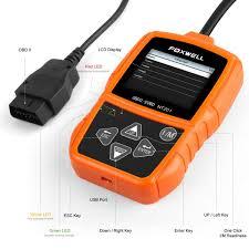 nissan almera radio code error foxwell nt201 obd2 scanner new version diagnostic code reader