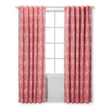 Plum Flower Curtains Nursery Curtains U0026 Blinds Target