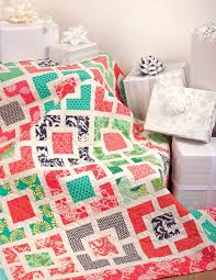 simply modern christmas fresh quilting patterns for the holidays